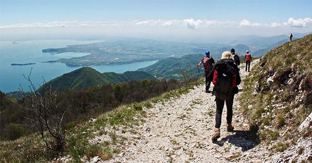 Garda Lake, Camping Ideal Molino